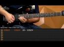 Starry Night - Joe Satriani (aula de guitarra)