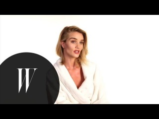 Rosie Huntington-Whiteley, Joan Smalls and More Supermodels Talk about Nude Modeling