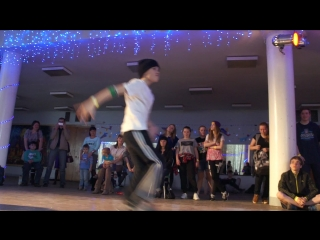 Street Boom 2015 - 1x1 b-boy profi (1/2 final) - Дикий vs Sega MM (win)