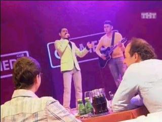 Тимур Родригес и Макс Перлов - Альтернативное выступление радио Шансон - Comedy club