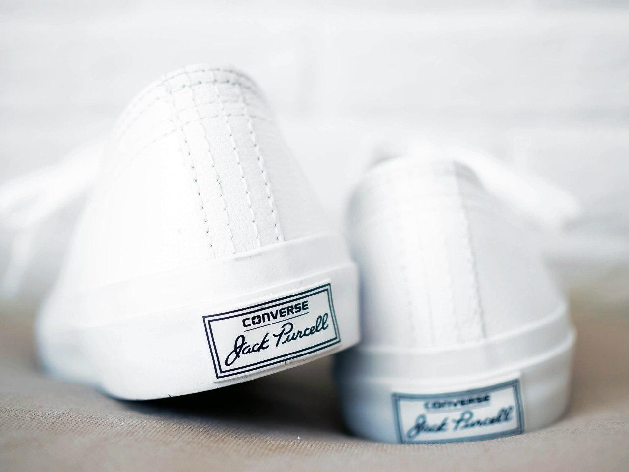Белые конверсы Converse
