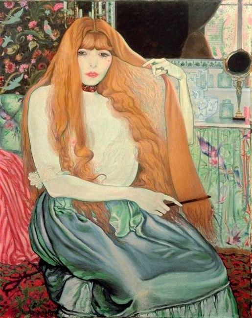 Женские образы в живописи (в искусстве ...: https://vk.com/pages?oid=-62777585&p=Louis_Anquetin