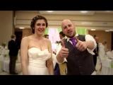 Видеоотзыв - David Scott Morgan и Оксана Гурко. Свадьба 2 мая 2015