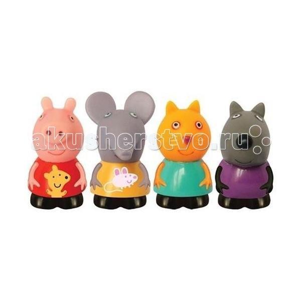 Набор игрушек-брызгунчиков друзья свинки пеппы, Peppa Pig
