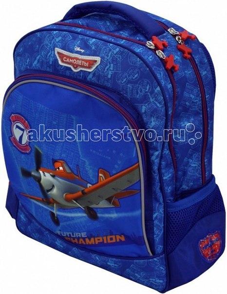 Самолеты рюкзак ортопедический 25586, Disney