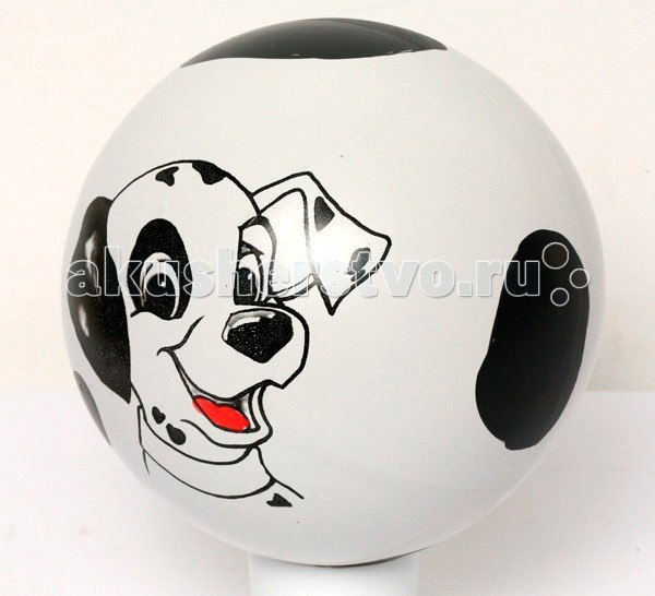 Мяч сказки 15 см, Русский стиль