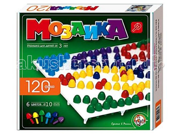 Мозаика (120 элементов) 00973, Тридевятое царство