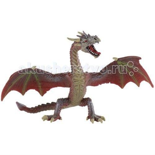 Фигурка дракон красный 17,8 см, Bullyland