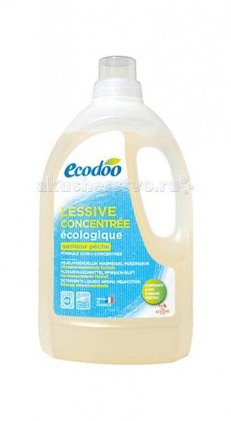 Универсальное жидкое средство для стирки белья 1500 мл, Ecodoo