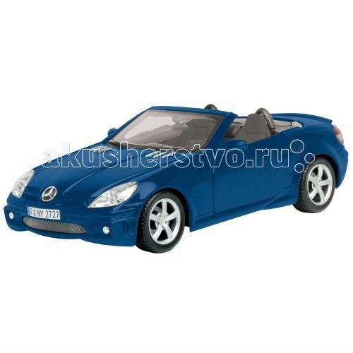 Машинка коллекционная mercedes benz slk55 аmg 1:18, MotorMax