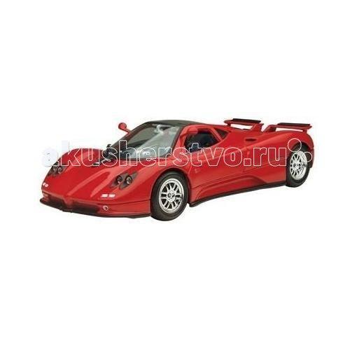 Машинка коллекционная pagani zonda c12 1:18, MotorMax