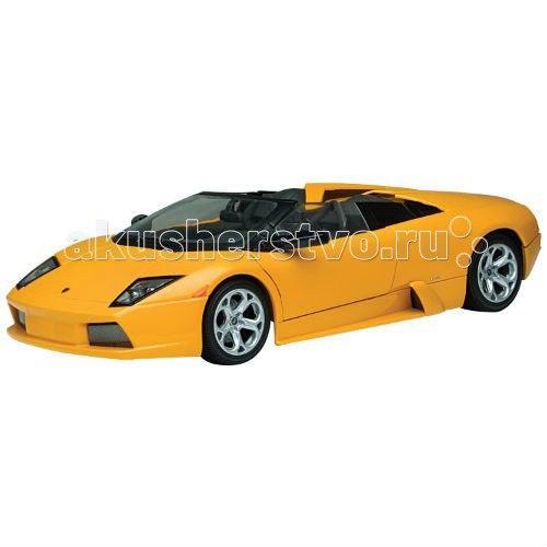 Машинка коллекционная lamborghini murcielago roadster 1:18, MotorMax