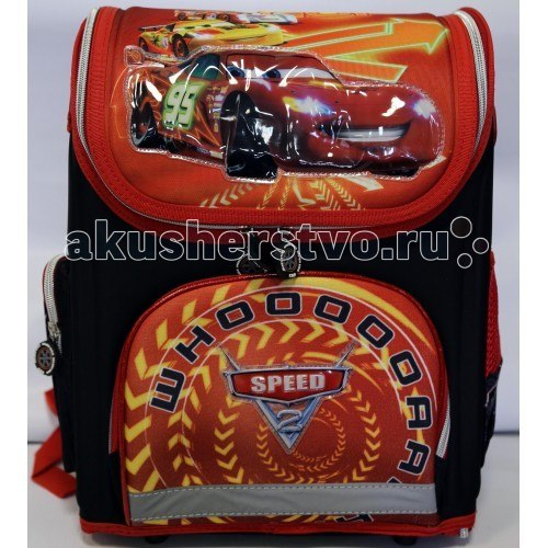 Ортопедический ранец-рюкзак тачки, Игралия