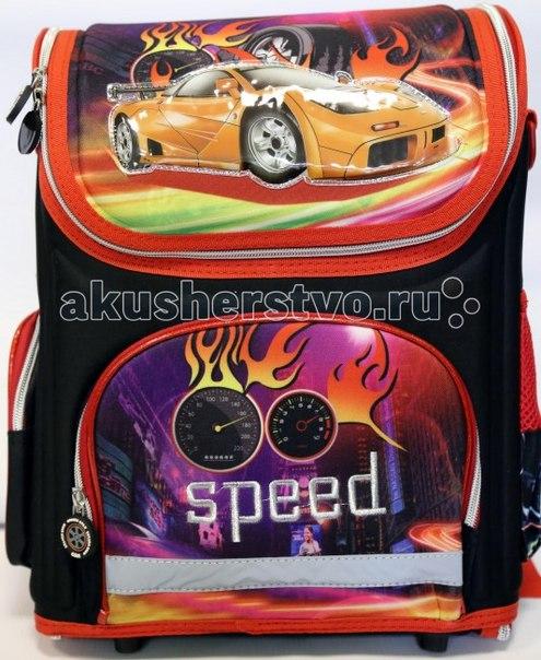 Ортопедический ранец-рюкзак speed, Игралия