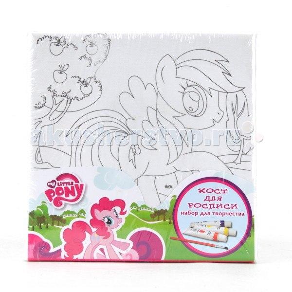 Холст для росписи multiart my little pony, Играем вместе