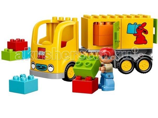 Конструктор Duplo Грузовик, Lego