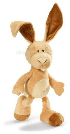 Мягкая игрушка Кролик Ральф сидячий 50 см, Nici