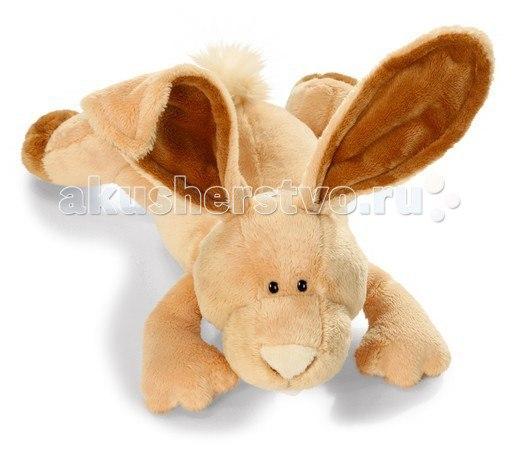 Мягкая игрушка Кролик Ральф лежачий 30 см, Nici