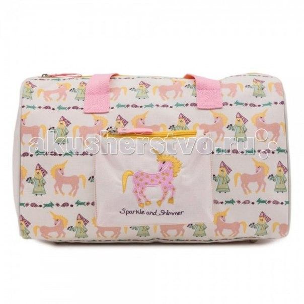 Сумка для детских вещей damsels & unicorns, Pink Lining