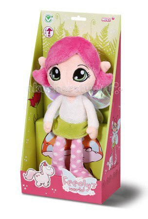Кукла Фея Фиоли 30 см, Nici
