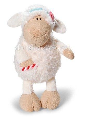 Мягкая игрушка Овечка Кэнди сидячая 25 см, Nici