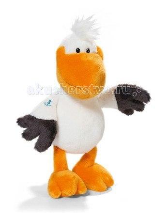 Мягкая игрушка Пеликан сидячий 25 см, Nici