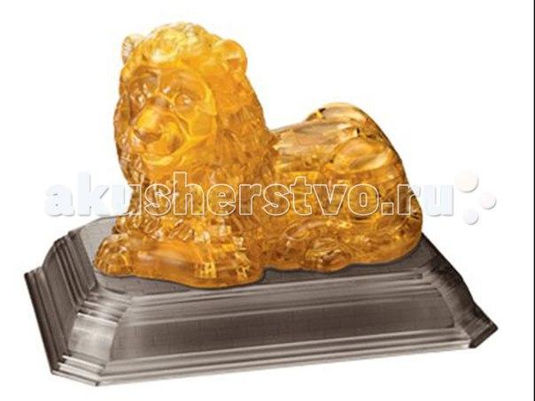Головоломка лев, Crystal Puzzle