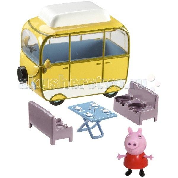 Игровой набор веселый кемпинг, Peppa Pig