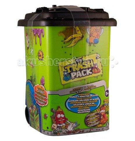 Трэш монстрики контейнер для хранения +2 героя, Moose
