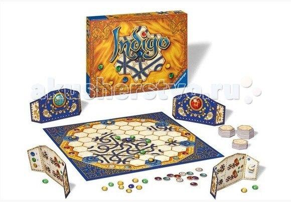 Настольная игра indigo, Ravensburger