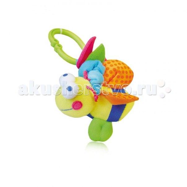 Подвесная игрушка Пчела с вибрацией, Bertoni (Lorelli)