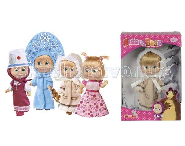 Кукла Маша 9301680, Simba