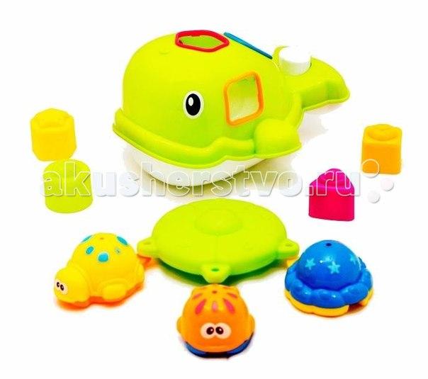 Игрушка для ванной китенок и его друзья, Brasco