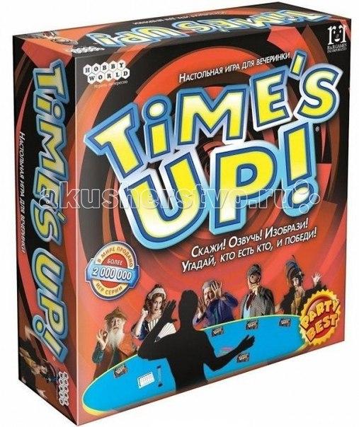 Настольная игра time's up!, Hobby World