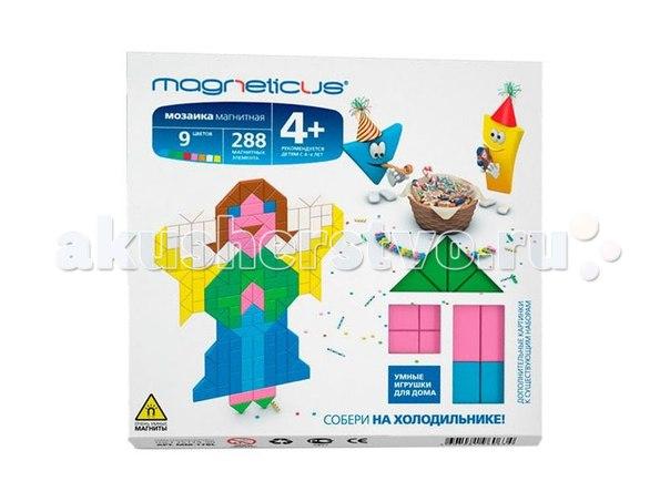 Мозаика магнитная ангелы, Magneticus