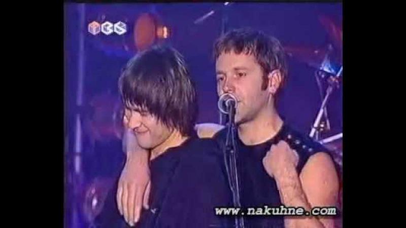 Сплин - Live @ Земля-Воздух, ТВ-6, 25.11.2001