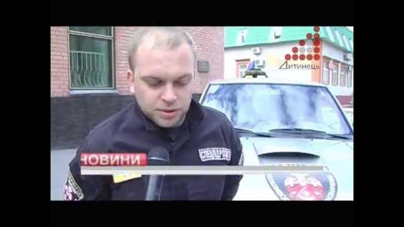 Волонтери і митники відремонтували автівку спецбатальйону Чернігів