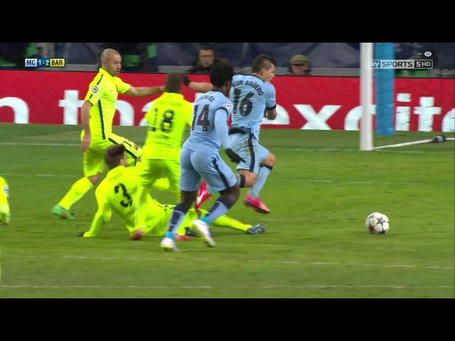 UEFA Champions League 2014 15 1 8 Finale 1st Leg 24 02 2015 Sky Sports 5 HD