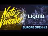 Na`Vi vs Liquid @ MatchMaking Europe Open #2