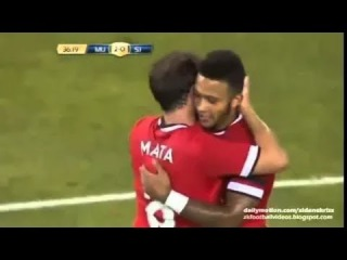 Manchester United San Jose Earthquakes 3 1 Champions Cup North America July 21,2015a 7202