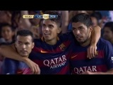 Barcelona vs LA Galaxy 2 1 All Goals HD 22 07 2015