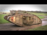 The 'War Horse' Tank