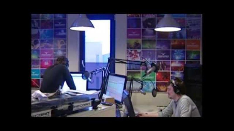 Ankord i Falcet popali v efir na radio shou KREMOV i HRUSTALEV! 240