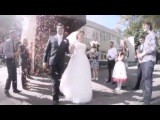 Свадьба - монтаж видео с GoPro из загса