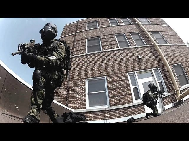 Introducing the Canadian Special Operations Forces Command (CANSOFCOM) 2013