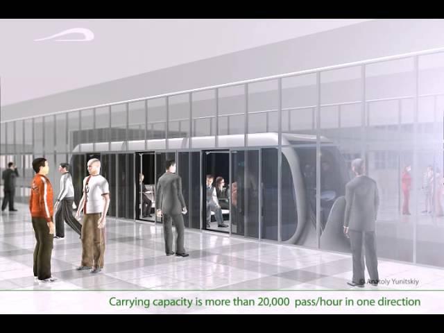 Городские пассажирские надземные СТС CPTY-E (09.06.2011)