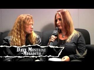 Интервью Дейва Мастейна на N.A.M.M. 2015(Часть 2-ая)(N.A.M.M. 2015 Dave Mustaine Interview)
