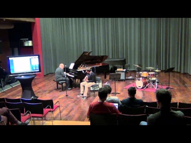 Artur Akhmetov and David Berkman Duo