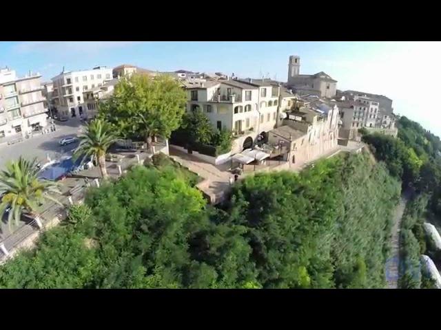 Spettacolare, Vasto come non l'avete mai vista: Vasto, Vasto Marina, Abruzzo, Drone Vision Italia