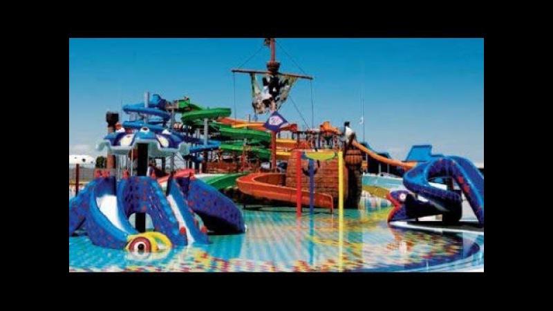 Аквапарк Остров Сокровищ в Кирилловке. Презентация. Лучшее видео об аквапарке!